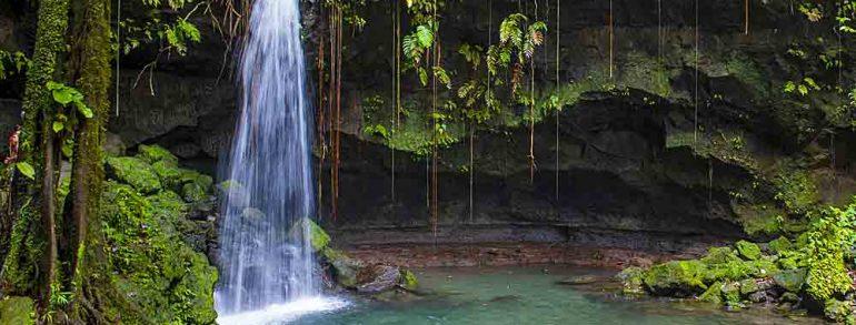 Nature hikes to gorgeous waterfalls
