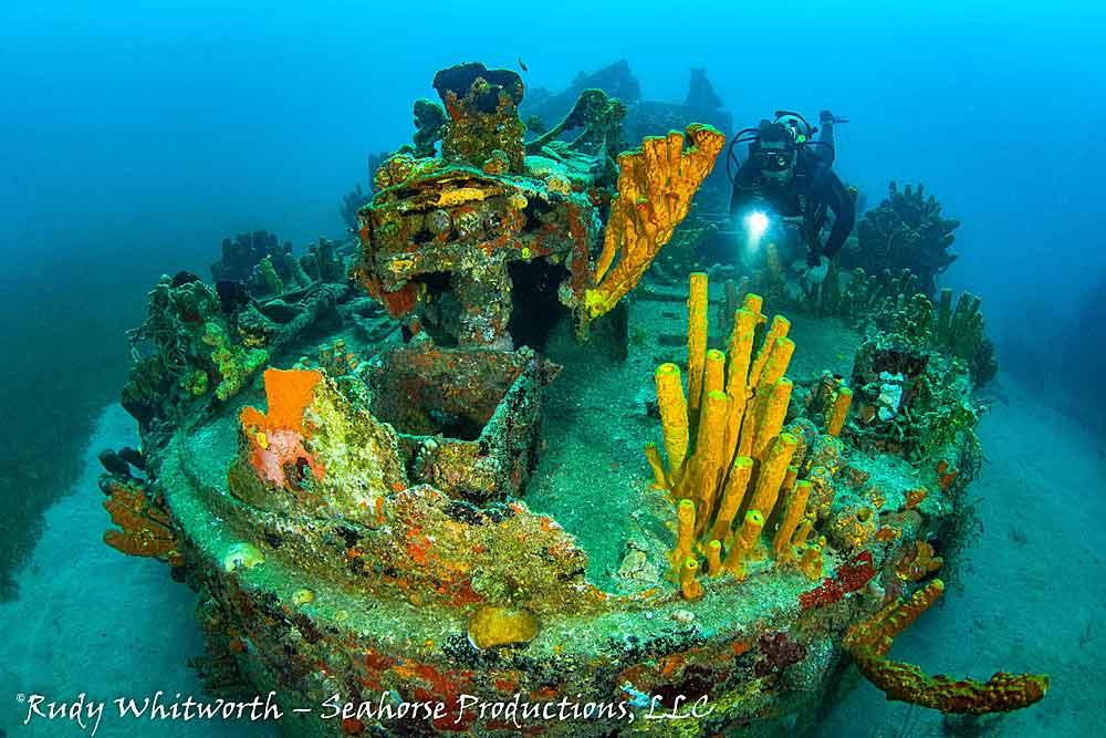 wreck-deck
